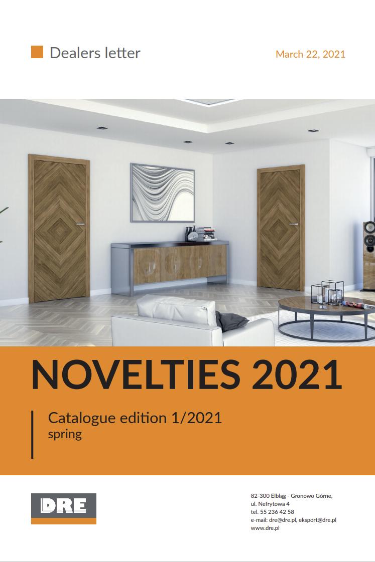 Novelties 2021